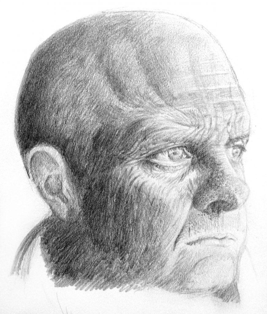 Vos Portraits Sont Moches Essayez De Dessiner Les Ombres Comme Ca Blog Le Dessin
